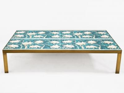Gio Ponti - Ceramic coffee table - circa 1970