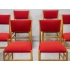 "Gio Ponti - Set of 8 ""Superleggera"" chairs - circa 1950"