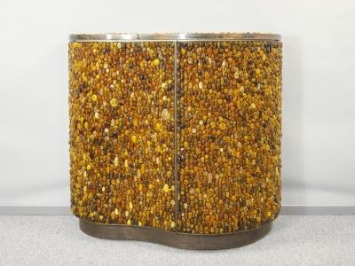 KAM TIN - Cabinet ambre - 2020