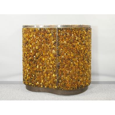 KAM TIN - Amber cabinet - 2020