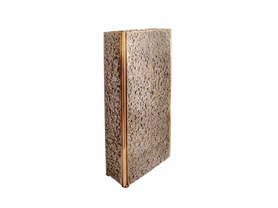 KAM TIN, Cabinet Haut en Pyrite de fer