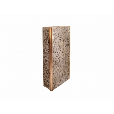 KAM TIN, Tall Pyrite Cabinet