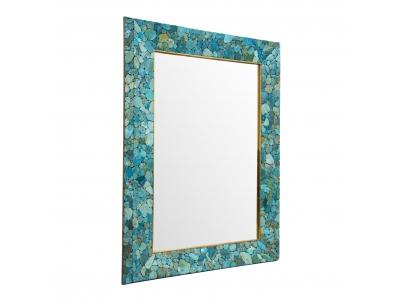 KAM TIN - Turquoise Mirror - 2015