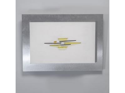 Marc Cavell - Tableau cinétique - 1971
