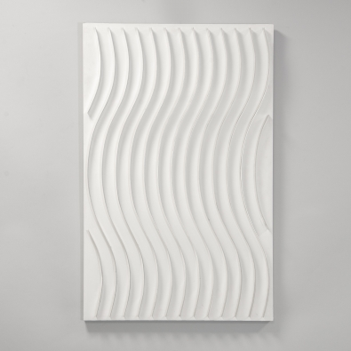 Marc Cavell - White Sinusoid - 1972