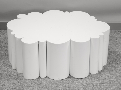 KAM TIN - White cloud table - 2015
