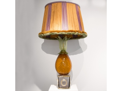 Venini - Pineapple lamp - circa 1950
