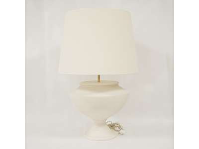 Manufacture de Desvres - Pair of lamps - circa 1950