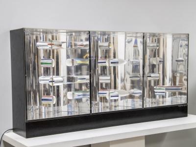 """Martha Boto - """"Déplacements tri-optiques"""" - 1968"""