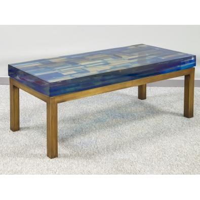 Pierre Giraudon - Coffee table - circa 1970