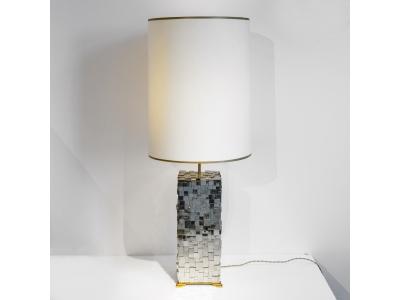 KAM TIN - Pyrite lamp - 2015