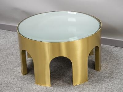 Foddis & Baisi - Big silver Colosseum table - 2021