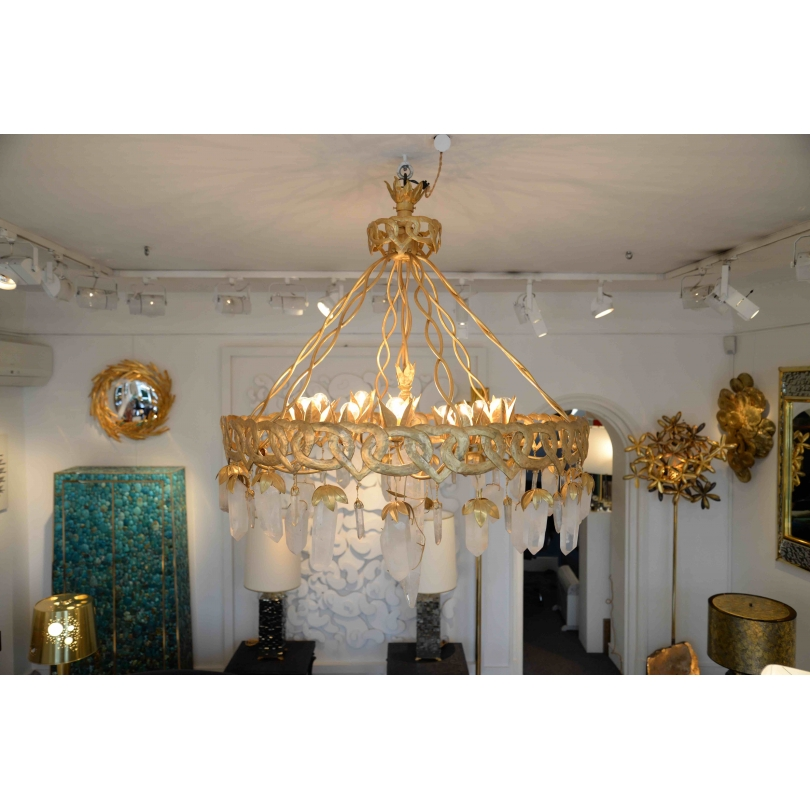 Robert Goossens 171 Hearts 187 Chandelier Made For For Coco