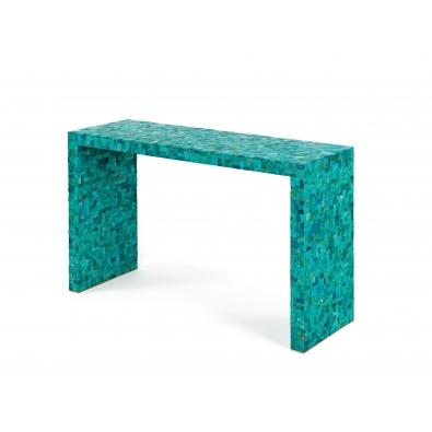 KAM TIN, Turquoise console