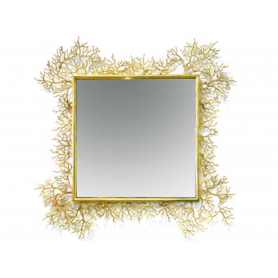 Robert Goossens - Corail square mirror