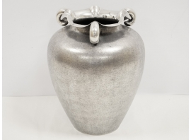 Luigi Genazzi - vase en argent
