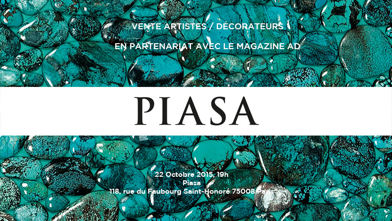 piasa artists designers auction ad magazine