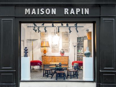 Maison Rapin rue de Beaune